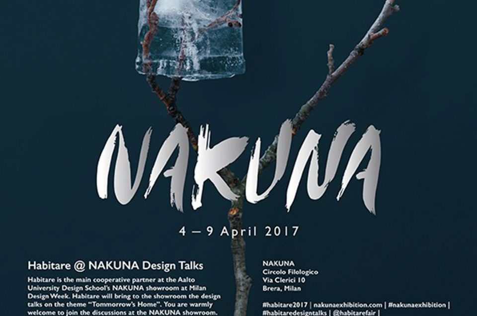 CHEMARTS collaboration and DWoC research project participating in NAKUNA